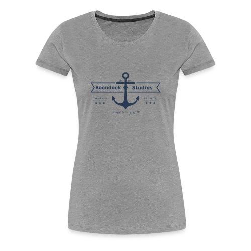 Women's Nautical  - Women's Premium T-Shirt