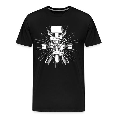 Men's Mallet Dark - Men's Premium T-Shirt