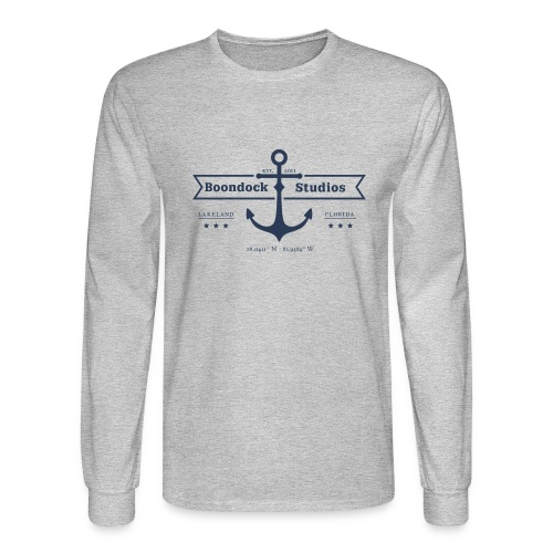 Men's Nautical Long Sleeve - Men's Long Sleeve T-Shirt