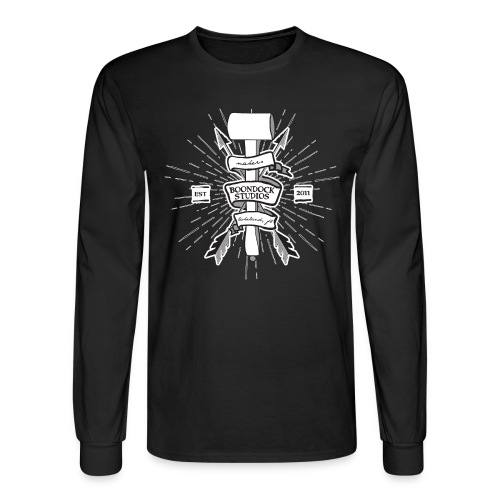 Men's Mallet Long Sleeve - Men's Long Sleeve T-Shirt