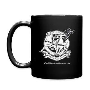 Coffee Mug - Woods Dual Power Chariot Logo - Full Color Mug