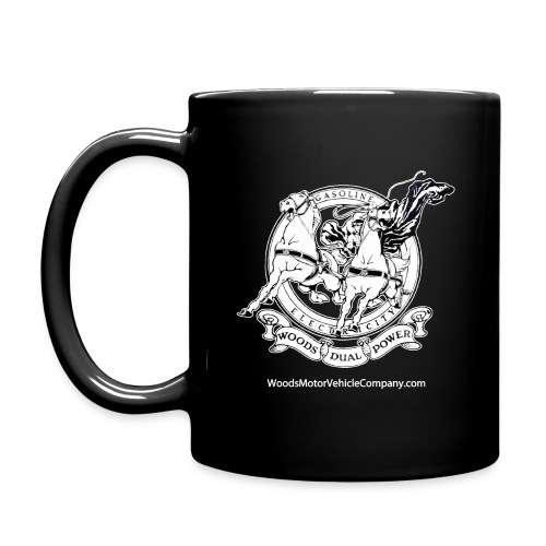 Coffee Mug - Woods Dual Power Chariot Logo - Full Color Mug