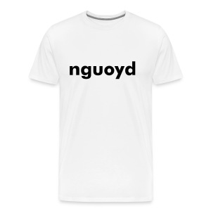Never Give Up On Your Dreams T-Shirt - Men's Premium T-Shirt