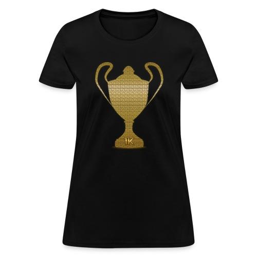 1k Limited Edition Girls Tee - Women's T-Shirt