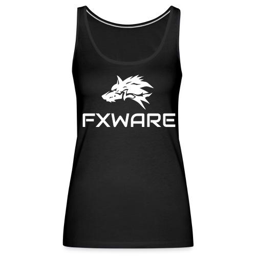FXWARE Female Tank Top - Women's Premium Tank Top