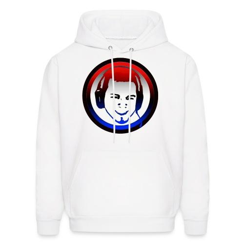 iHellioti White Sweater - Men's Hoodie