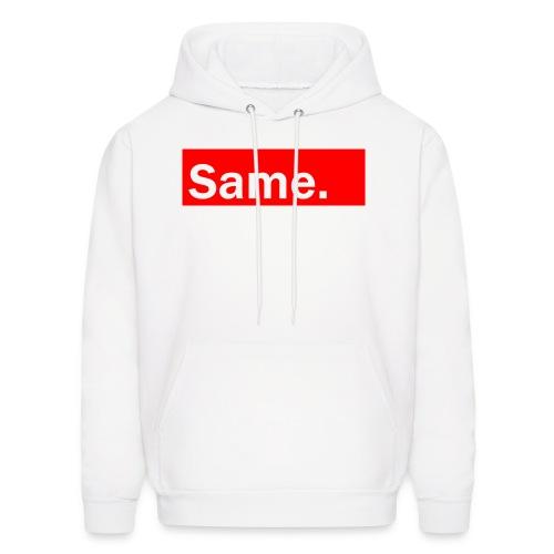 Same Premium Hoodie - Men's Hoodie