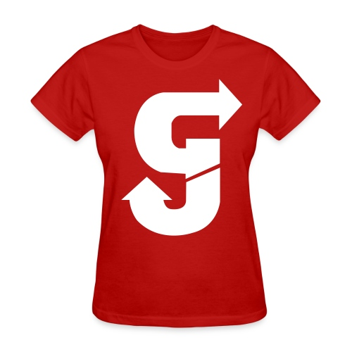 The Geek Junction LOGO - Women's T-Shirt