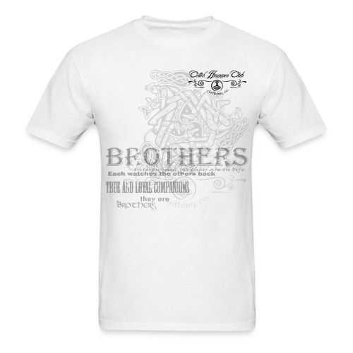 Brothers Graphic Tee - Men's T-Shirt