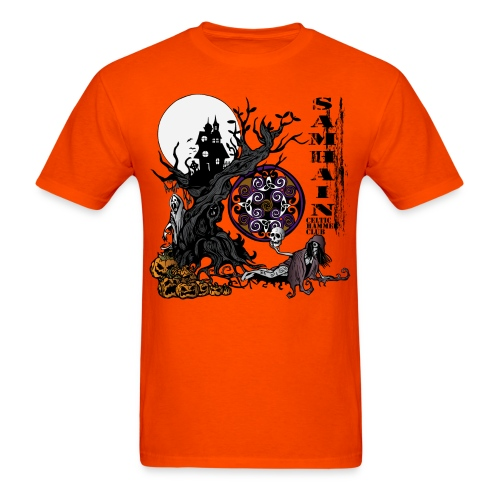 Samhain Scene - Men's T-Shirt
