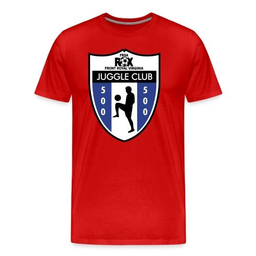 Men's ROX Juggle Club - 500 - Men's Premium T-Shirt