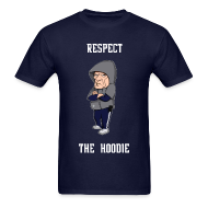 T-Shirts ~ Men's T-Shirt ~ Belichick - Respect the Hoodie