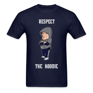 Belichick - Respect the Hoodie - Men's T-Shirt