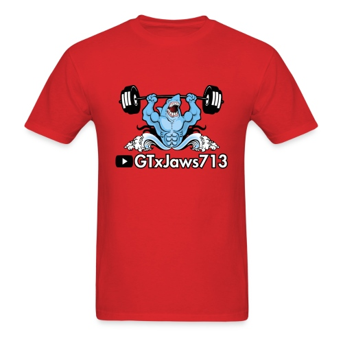 Muscle T Shirt! - Men's T-Shirt