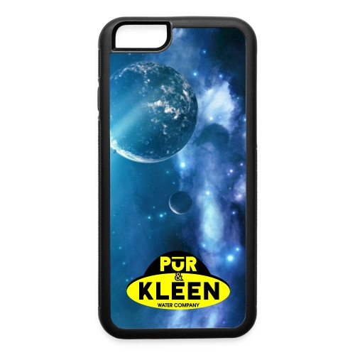 PUR 'n' KLEEN iPhone 6 Case - iPhone 6/6s Rubber Case