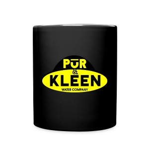 PUR 'n' KLEEN Coffe Mug - Full Color Mug