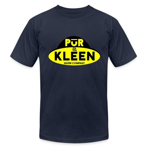 PUR 'n' KLEEN American Apparel T-Shirt - Men's Fine Jersey T-Shirt
