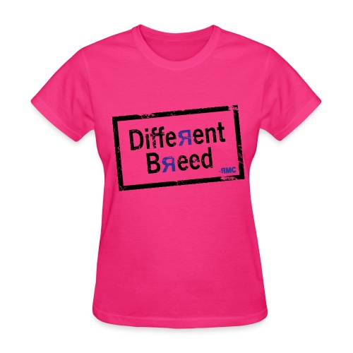 Different Breed Tee - Women's T-Shirt