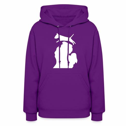 Bull Terrier Women's hoodie - Women's Hoodie
