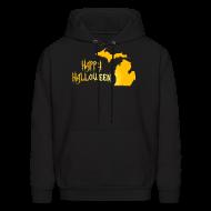Hoodies ~ Men's Hoodie ~ Michigan Halloween