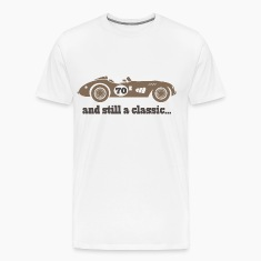 70th Birthday classic car T-Shirts