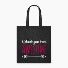 Unleash Inner Awesome Bags & backpacks