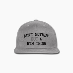 A Gym Thing Caps