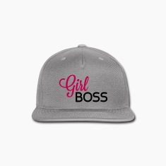 Girl Boss Caps