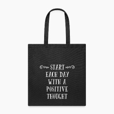 A Positive Thought  Bags & backpacks