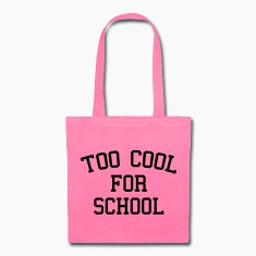 Too Cool For School Bags & backpacks