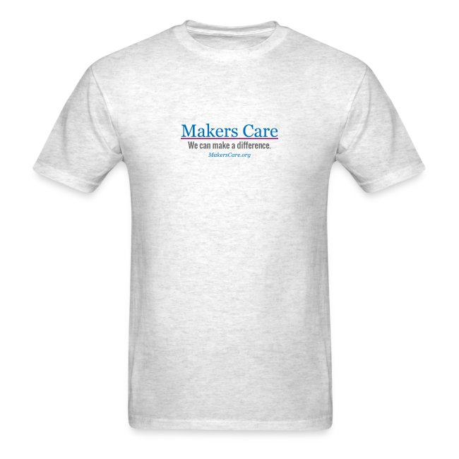 Makers Care: All profits go to charity