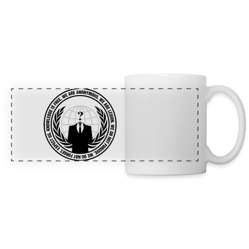 Anon Logo Mug - Panoramic Mug