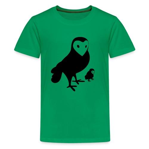 Owl Kids' Tee - Kids' Premium T-Shirt