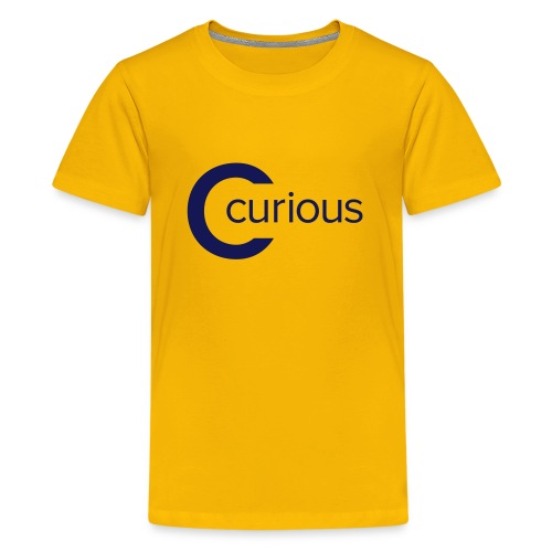Curious Kids' Tee - Kids' Premium T-Shirt