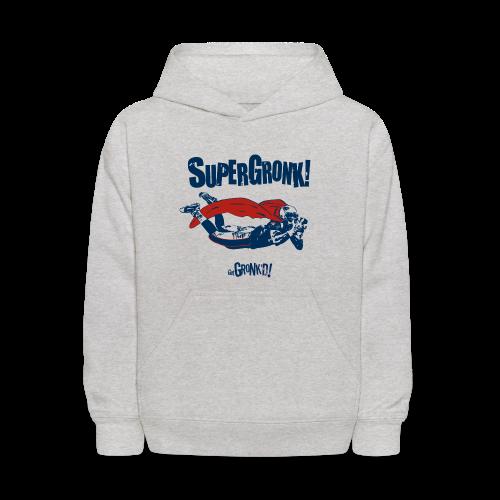 Super Gronk - Kids' Hoodie