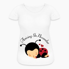 November Due Date maternity Women's T-Shirts