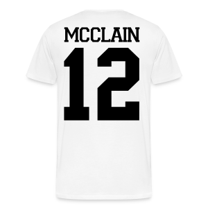 McClain - Men's Premium T-Shirt