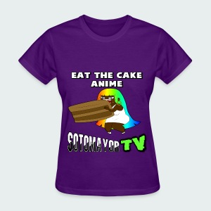 Eat the cake - Women's T-Shirt