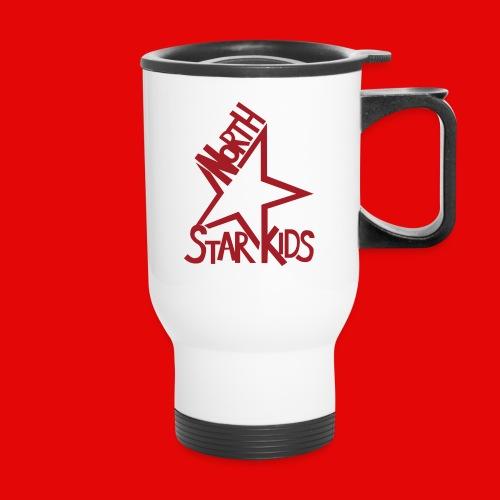 Accessory - NSK Travel Mug (Silver or White) - Travel Mug