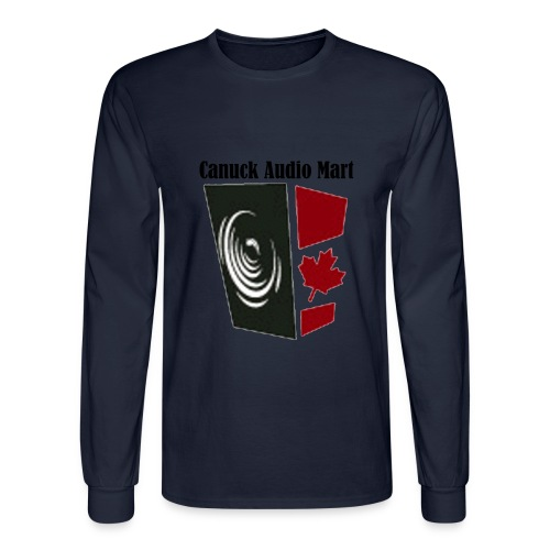 Canuck Audio Mart - Men's Long Sleeve T-Shirt