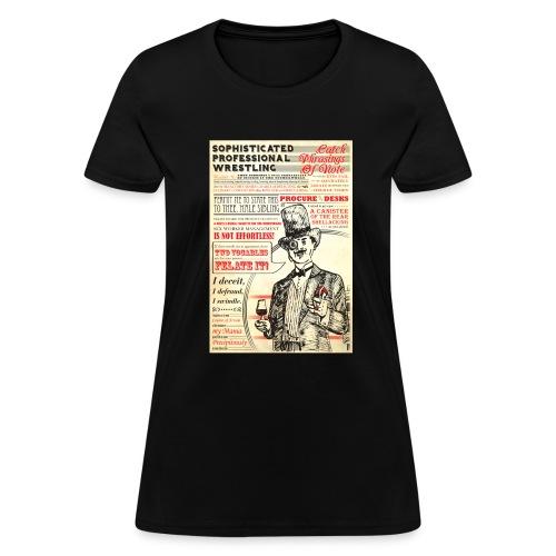Sophisticated (Women) - Women's T-Shirt