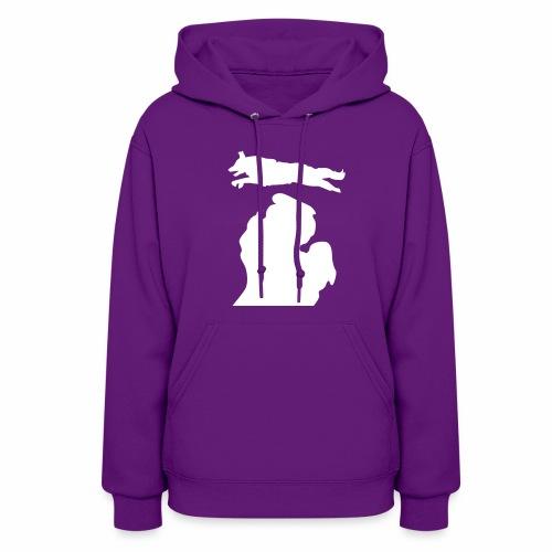 Border Collie women's hoodie - Women's Hoodie