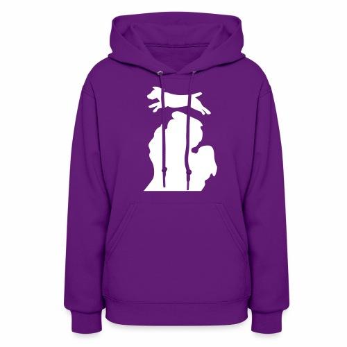 Jack Russell women's hoodie - Women's Hoodie