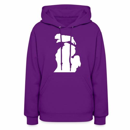 Bulldog women's hoodie - Women's Hoodie