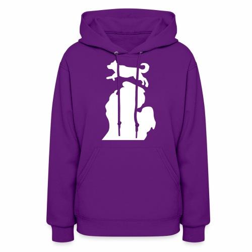 Husky women's hoodie - Women's Hoodie