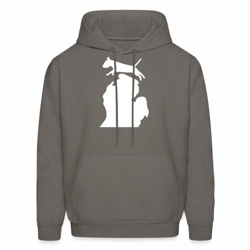 Bull Terrier hoodie - Men's Hoodie