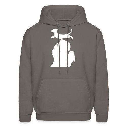 Dachshund hoodie - Men's Hoodie