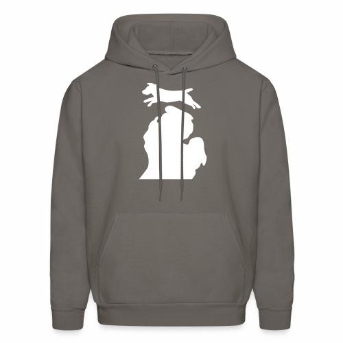 Jack Russell hoodie - Men's Hoodie