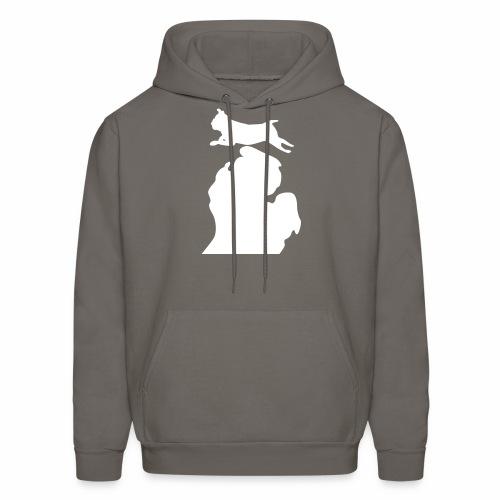 Pug hoodie - Men's Hoodie