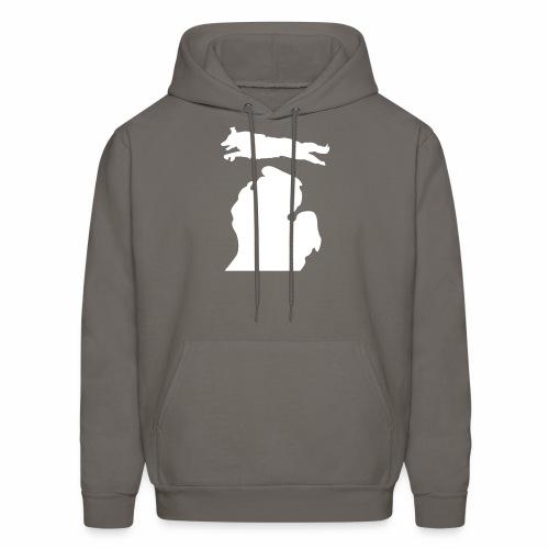 Border Collie hoodie - Men's Hoodie